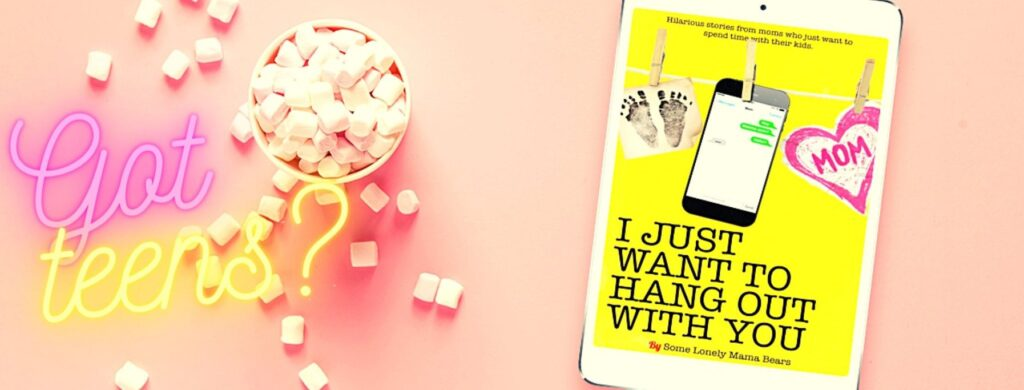 Book Release: I Just Want to Hang Out With You | The Other Side of 40 Blog